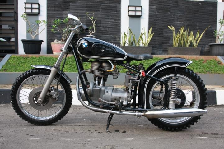Classic motorcycles 1957 bmw r25 250 cc for sale classic for Vintage motor cycles for sale