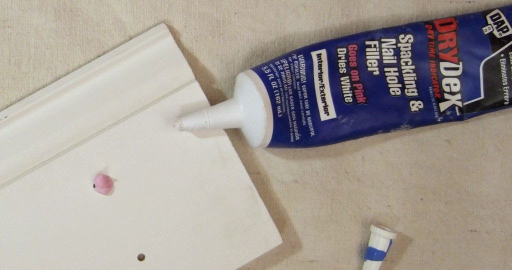 Professional Painting Tips And Techniques Patching Nail Holes