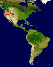 Hasta ahora -- 3082 km      (So far-1850 mi)