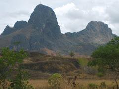 Vista de los Morros de San Juan