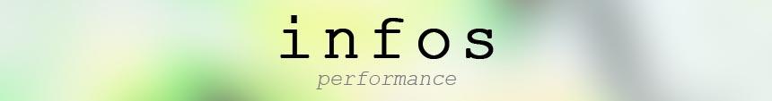 Info Performance