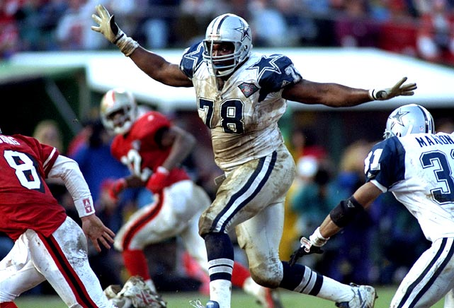Dallas Cowboys | Leon Lett