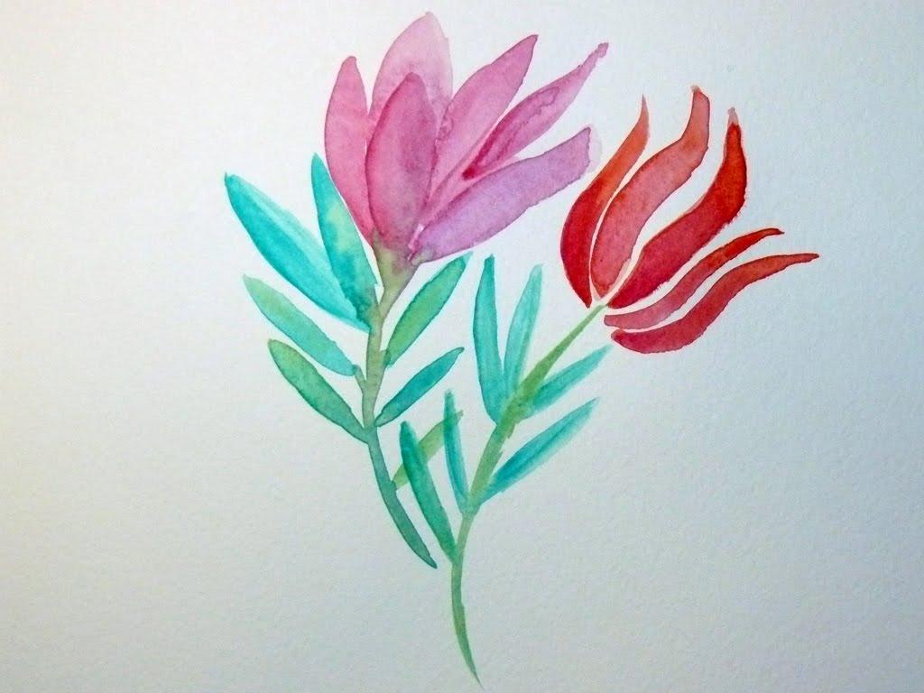 Blog De Dibujo De Blanca Flores