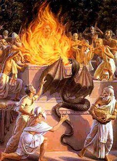 Menengok Makhluk Mitologi Umat Hindu