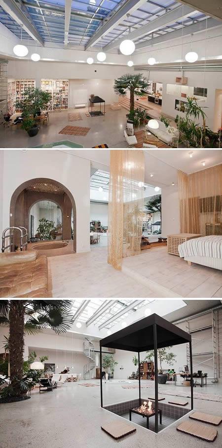 apartemen bioskop 8 Apartemen Terunik di Dunia