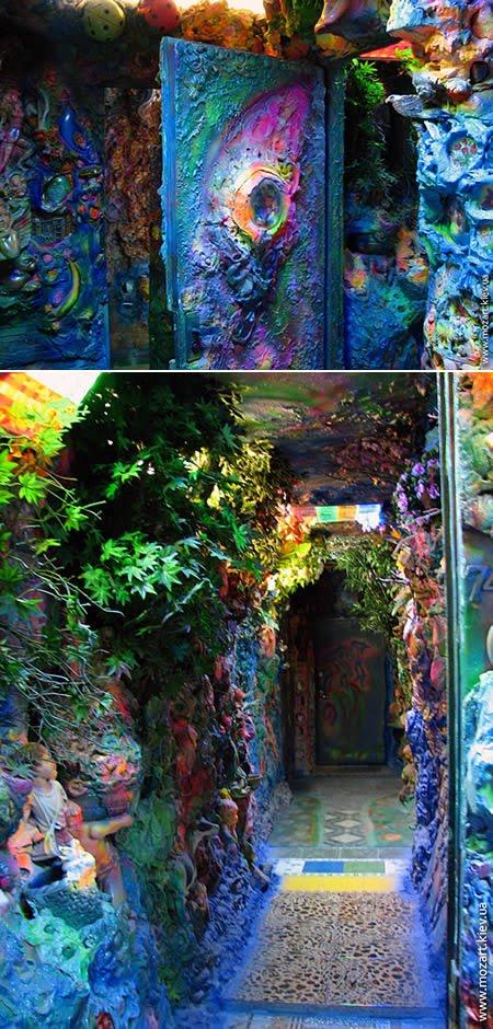 apartemen lukisan 8 Apartemen Terunik di Dunia