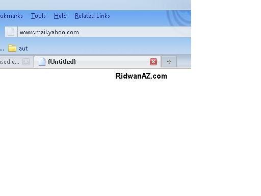 Langkah - Langkah Membuat E-mail di Yahoo! Messenger