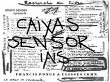 CAIXAS SENSORIAIS