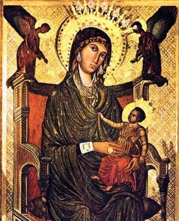 Maria SS. di Montevergine