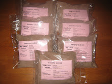 TEPUNG KEK COKLAT LEMBAB BAKERS' CHOICE - HARGA RM12 (680g)