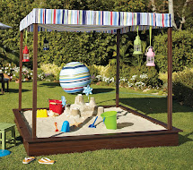 Backyard Sandbox Ideas
