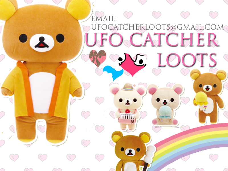 Ufo catcher loots