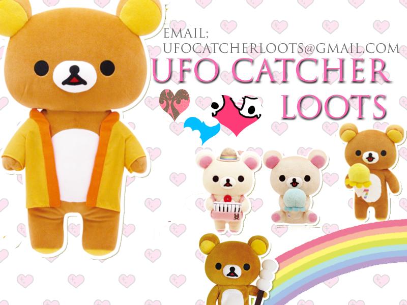 Ufo catcher loots