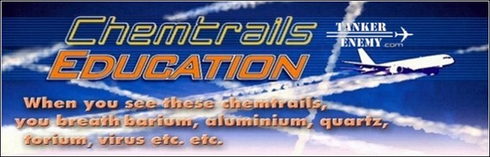 Chemtrails Education