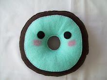 Donut Plushie