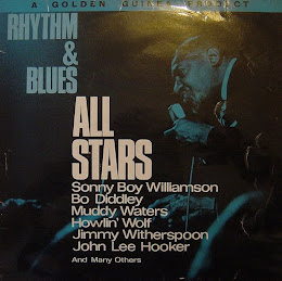 My first Blues album bought in 1965 from Cloakes