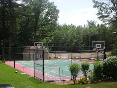 50 x 90 Tennis/Basketball Court