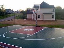 30 x 36 Celtics Court