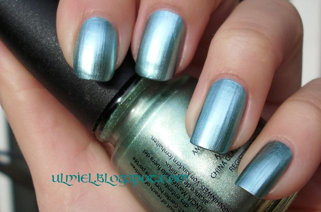 Did Someone Say Nail Polish China Glaze Metallic Muse And Blog Awards