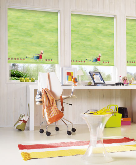 Cortinas infantiles decoraci n - Facilisimo decoracion cortinas ...