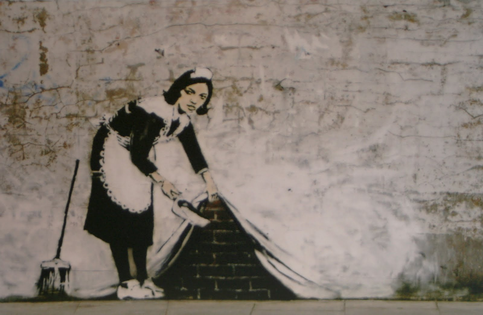 City Art Gallery Graffiti Artists
