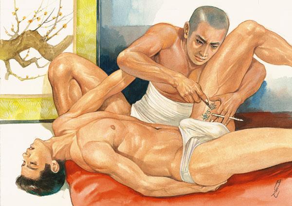 Gay erotic