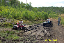 PLAYING IN THE MUD !!