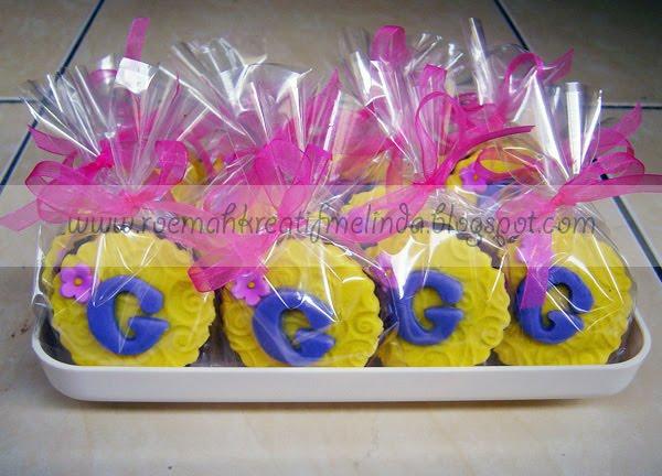 Roemah Kreatif Melinda: Alphabet cookies