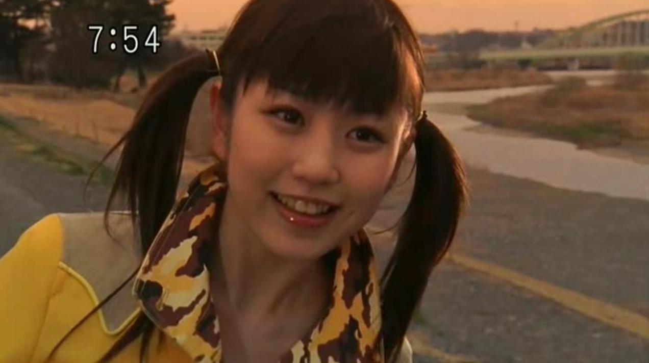 Hirata Yuka Happy Belated to Chise Nakamura and Yuka Hirata. BoukenYellow and Mele.
