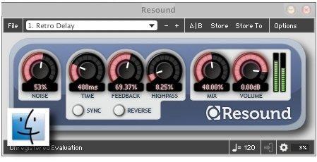 Loomer Resound 1.3.4 VST AU RTAS MAC OSX UB