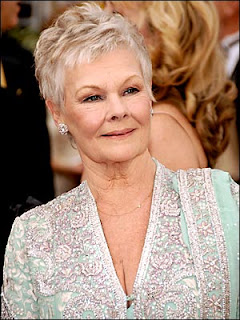 Judi Dench-NINE Movie Stars