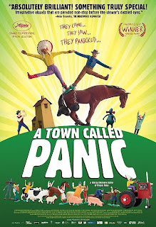 A Town Called Panic movies poster CIO