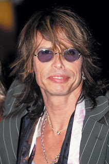 Steven Tyler-THE POLAR EXPRESS Movie Stars