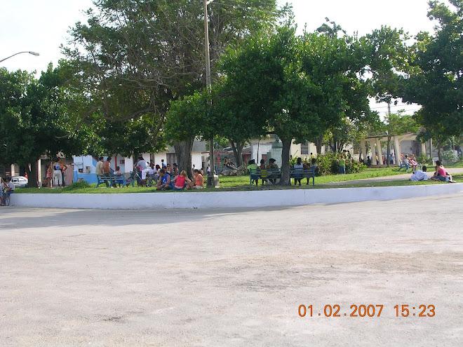 Parque Mariel lado Norte