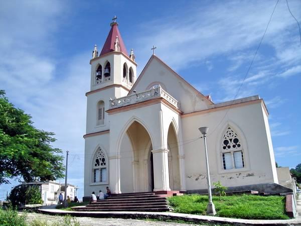 Iglesia de Santa Teresa de Mariel