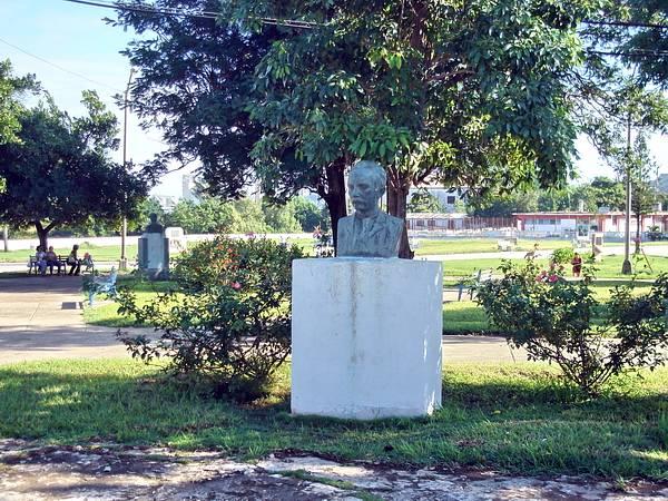 Busto Jose Marti