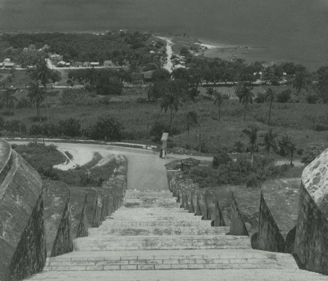 Escalinata de 208 escalones