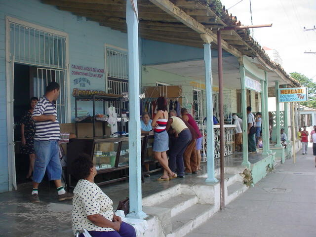 Calle real Mariel