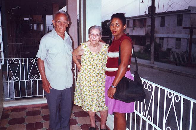 Familia Priedes y Barbara