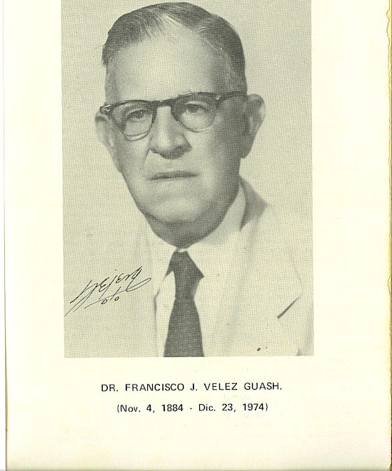 Dr: Francisco J. Velez Guash