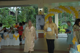 Golden Wedding Reception