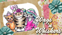 My Digi&#39;s at Wags &#39;n Whiskers here:
