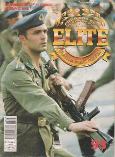 Comando Elite Libro