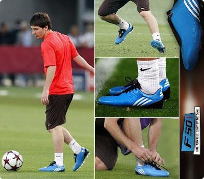 que Leo Messi usara en la