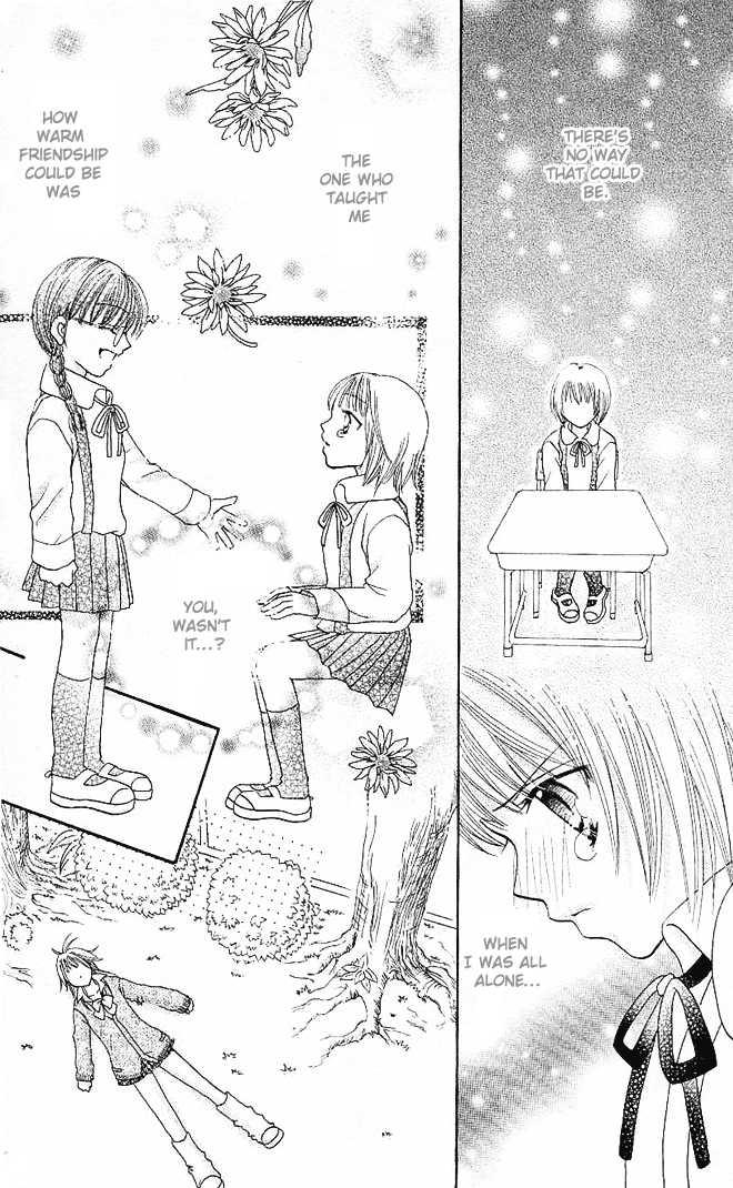 Hingga suatu hari, Yamato harus pindah keluar negeri, mereka berdua