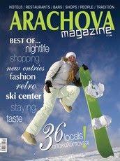 ARACHOVA Magazine 2010