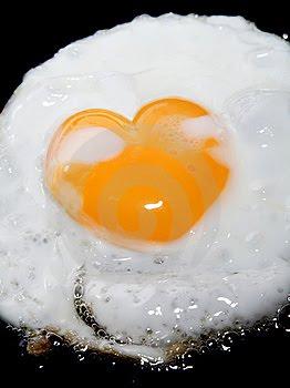telur matang Makanan Kempiskan Perut