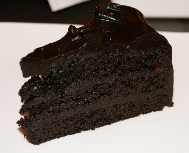 Goldilocks Chocolate Cake Calories