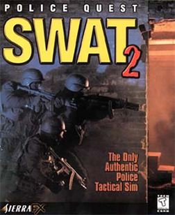 Police Quest: SWAT 2 Full Version PC Game | manojentertainment.com