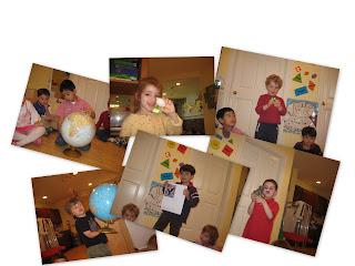 Kinder Gan Preschool Pre-K: show and tell letter E